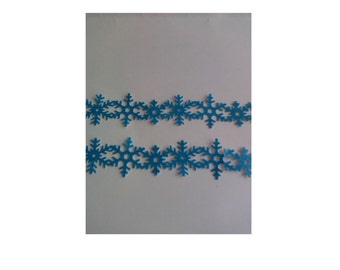 Snowflake Borders-Die Cuts
