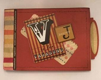Vagabond Chipboard Book