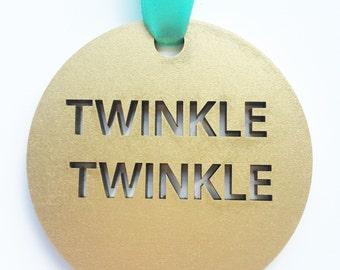 Twinkle Twinkle Decoration