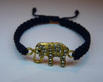 elephant macrame