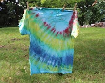 Water Stain Tie Dye medium