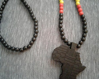 African Beaded Chain (Unisex)