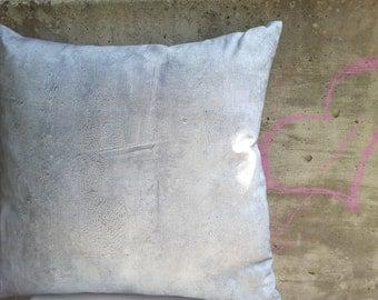 Concrete Cushion Cover