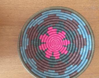 Medium Floral Basket