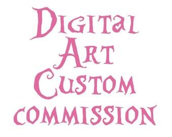 Digital Full Body Commision
