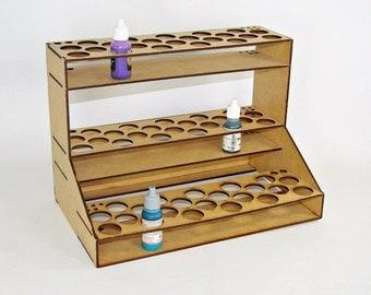 Eyedropper Paint Rack Extra Shelf