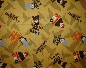 Duck Dynasty Fabric From Springs Creative