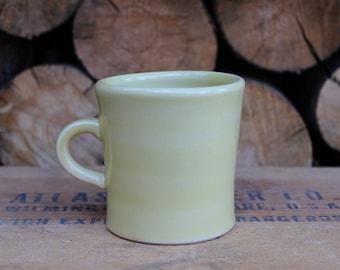 Yellow Mug #7