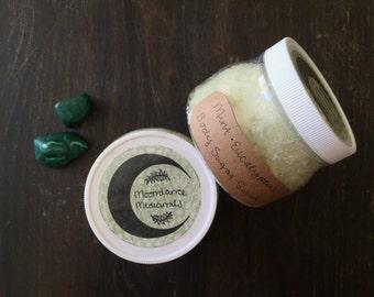 Mint-Eucalyptus Body Sugar Scrub