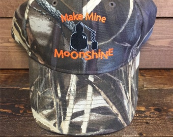 Make Mine Moonshine Hat