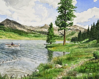 Williams Reservoir