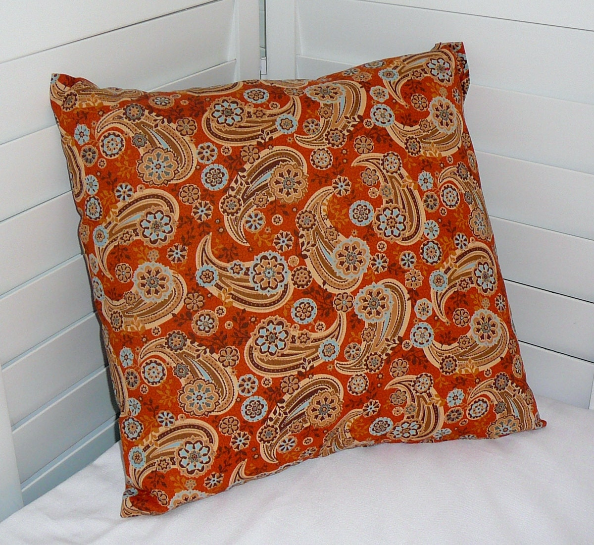 Throw Pillow Cover Fabric : Pillow Covers 18 x 18 Throw Pillow Covers