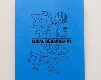 Art Zine: Locali Serafini / #1