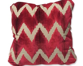 Lee Jofa Velvet Large Pillow Cover
