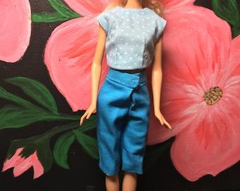 Barbie Doll Clothing Set (2 piece)