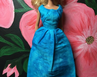Barbie Doll Gown