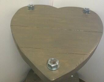 Heart Shape Shelves/Storage