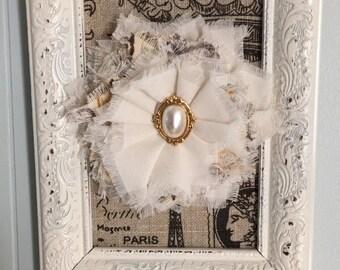 Decorative Floral Frame Set