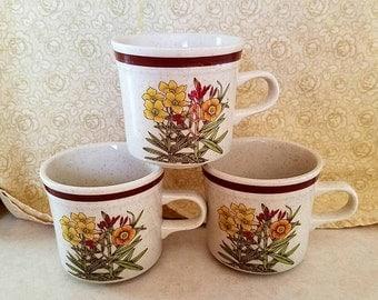 Scandia Stoneware Mugs