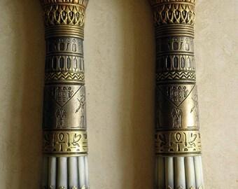 two columns autorship