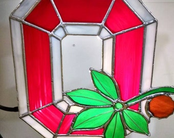 Ohio State Stained Glass