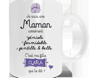 Mug MOM - Customize mother's day gift