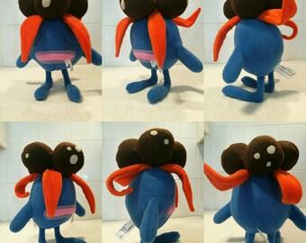 Pokemon Plush Gloom handmade