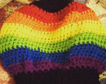 Rainbow Slouchie
