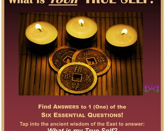What's YOUR True Self? = I-CHING Reading