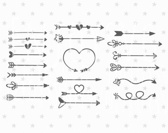 Arrow svg clipart Arrow boho svg Arrow decorative svg file Arrow svg files Arrow svg boho arrows svg decorative arrowsvg cut file silhouette