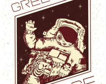 Greetings From Space
