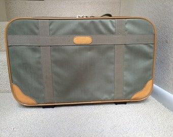 Vintage London Fog Suitcase