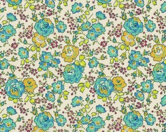 Tana lawn fabric from Liberty of London, Felicite