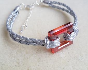 Handmade Strap unique bracelet