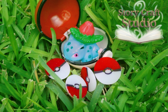 Pokeball Buttons