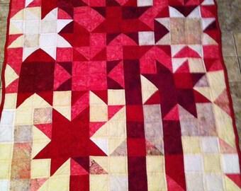 Star Flower Quilt