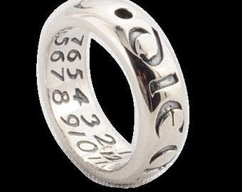 Silver Ring Carpe Diem, Promise Ring