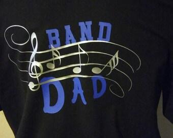 Band dad t shirt
