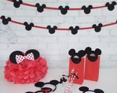 Mickey and Minnie Mouse P...