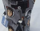 Harry Potter Trio Circles WIP Bag