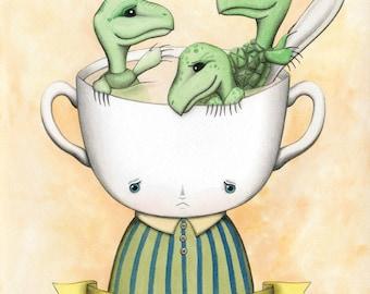 Turtle Soup Print