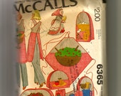 McCall's Kitchen Package Pattern 6365