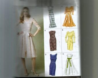 Vogue Misses' Dress Pattern 8766