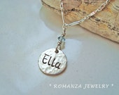 Personalized Mommy Necklace with the Name of your Choice