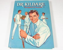 Dr. Kildare Assigned to Trouble Vintage Children's Chapter Books Illustrated 60's Medical