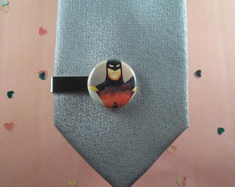 Space Ghost Tie Clip
