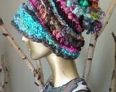 Free Form Crochet Hat No.2