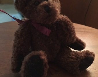 8 inch plush Boyds Bear retired