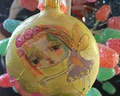Magic Fairy - original ornament