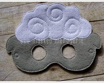 Sheep Mask Lamb Mask Sheep Felt Mask Halloween Mask Easter Basket  Pretend Play Creative Play Masks Imaginative Play